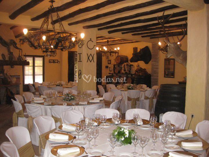 Banquete en La Bodeguita