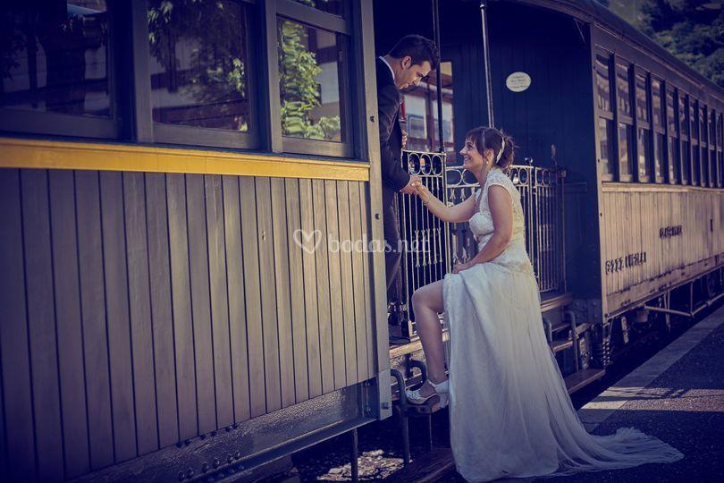 Al tren