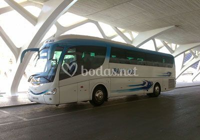 Alquiler autobuses