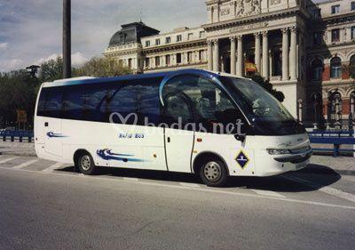 Autobuses para boda