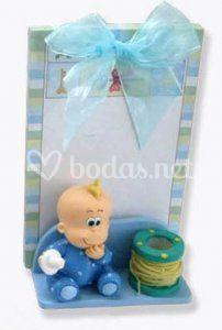 Baby Luisito portablock
