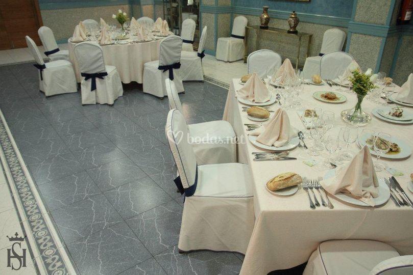 Salón de bodas