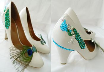 Tutorial para personalizar tus zapatos de novia