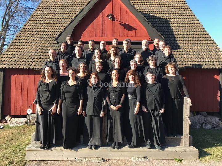 Gamla Kyrka, Uppsala 2017