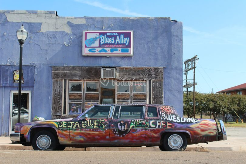 Clarksdale - Blues Trail