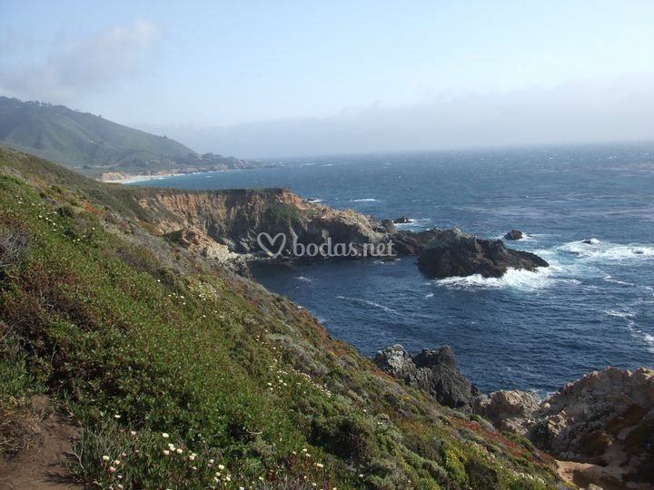 Big Sur - Pacific Ocean