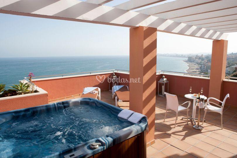 Ático Suite Hydros Hotel & Spa