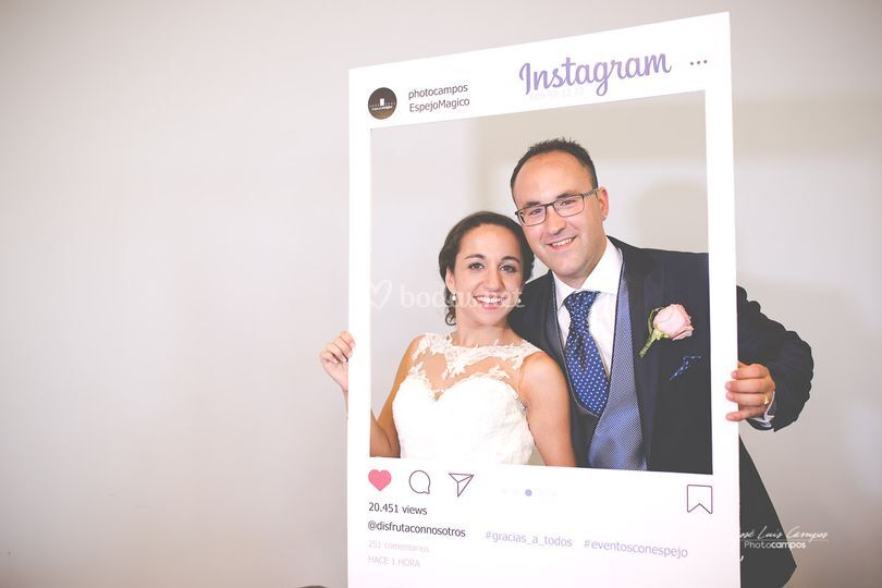Fotocall Instagram