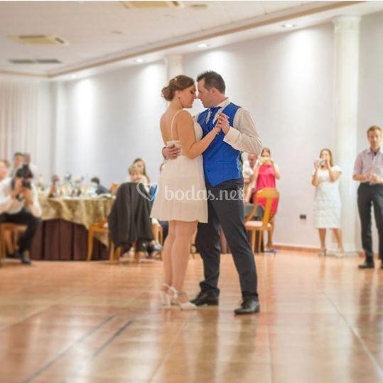 Baile final