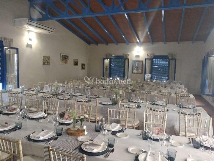 Salón Santa Bárbara
