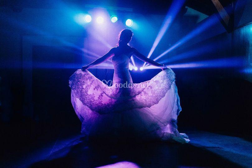 Iluminación F:Dani González de Bilbo DJ