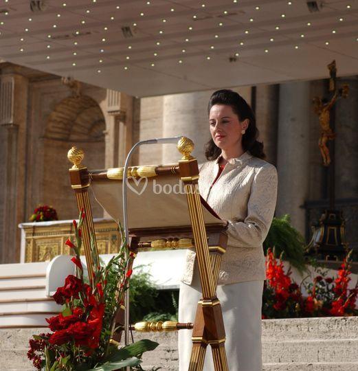 Beatificaciones Mártires Españoles en Roma