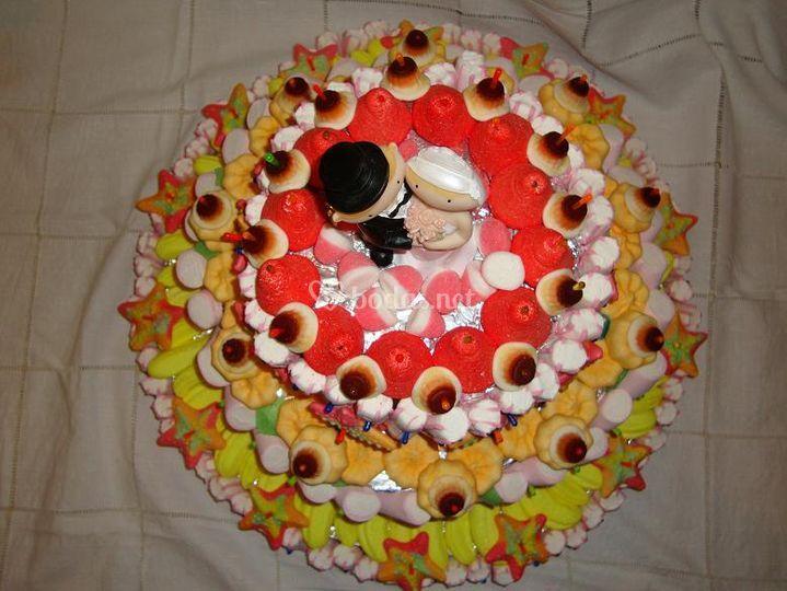 Tartas para bodas