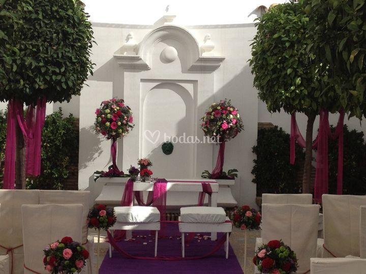 Ornamentos florales