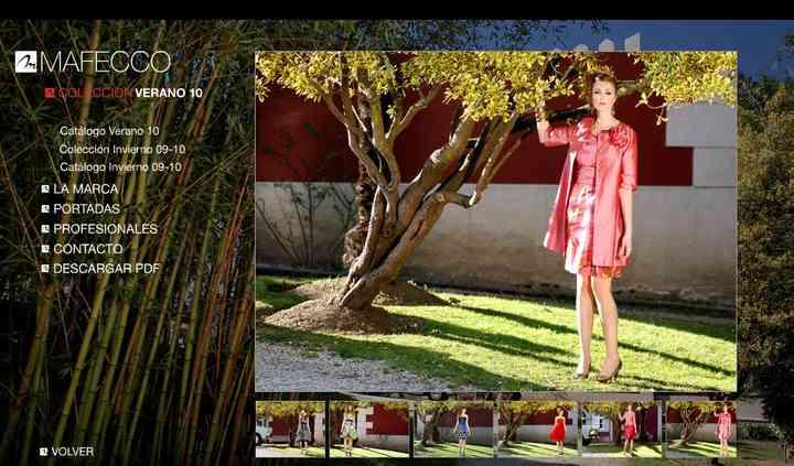 Colección Mafecco verano 2010