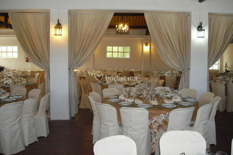 Salón para bodas y eventos