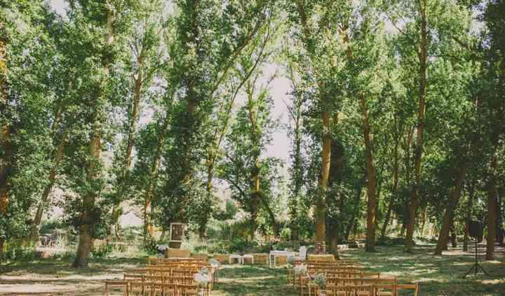 Ceremonia civil bosque finca