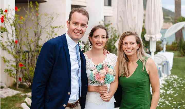Novios y Nina, wedding planner