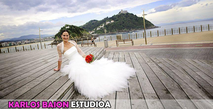 Fotos de bodas en Donosti