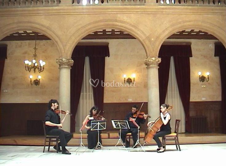 Cuarteto de cuerda Haffner