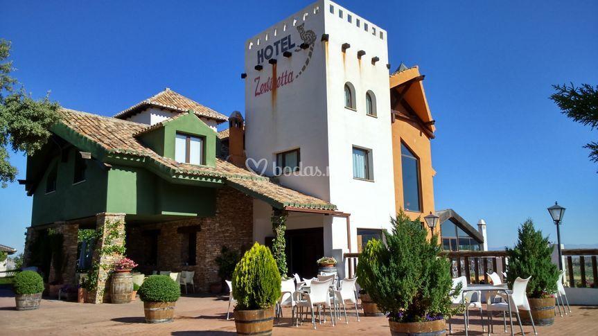 Hotel Zerbinetta