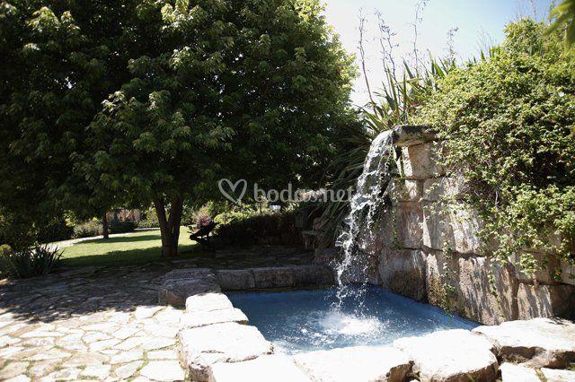 La Fuente del Jardín