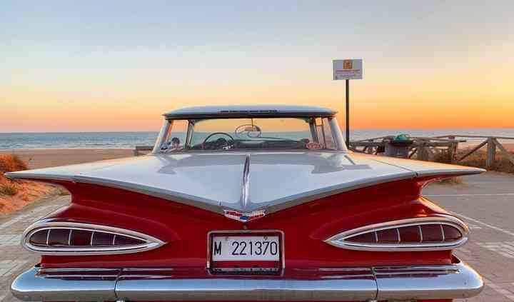 Chevy impala 59