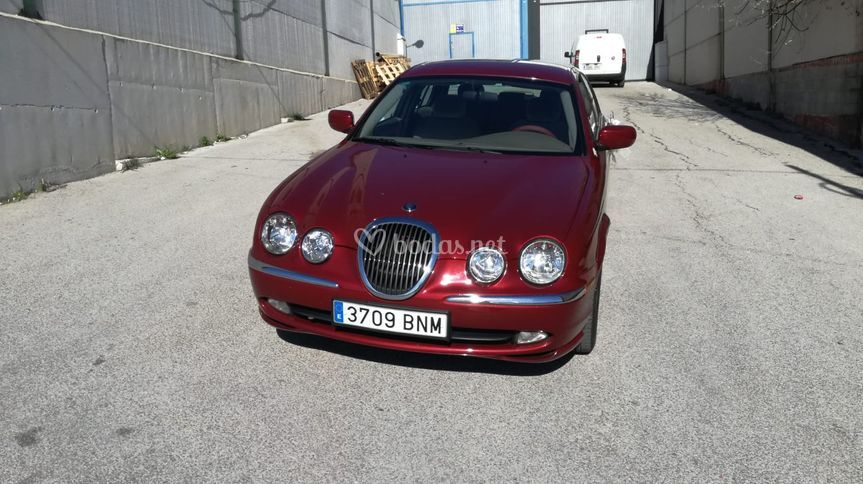 Jaguar S-tipe