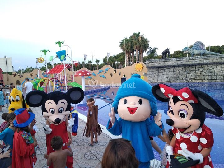 Fiesta Disney