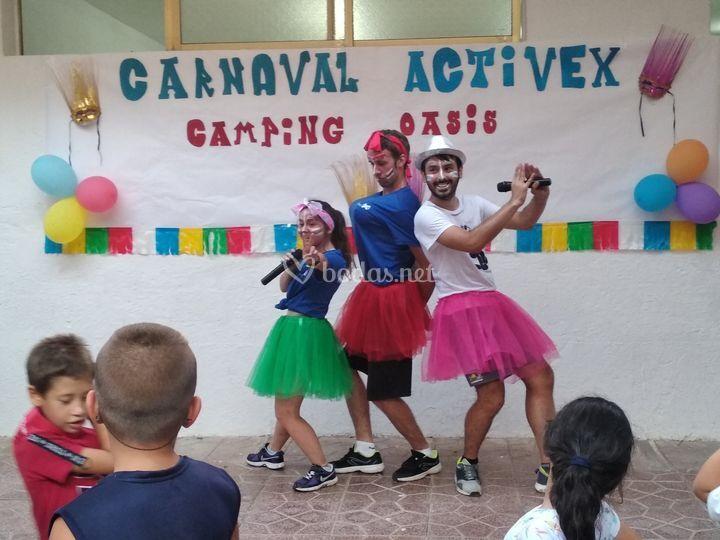 Shows y Bailes Carnaval