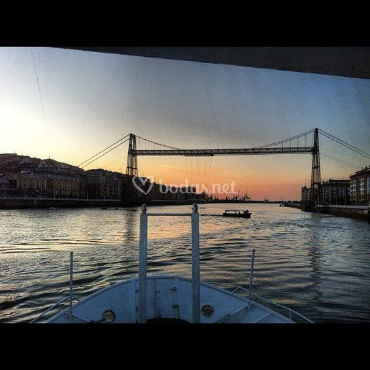 C Ctel En El Barco De Gran Hotel Puente Colgante Foto 16