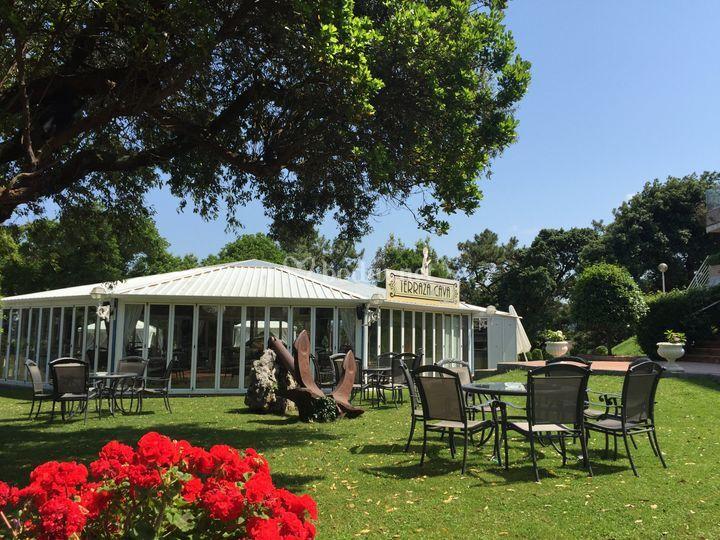 Hotel olimpo finca los cuarezos for Jardines del olimpo