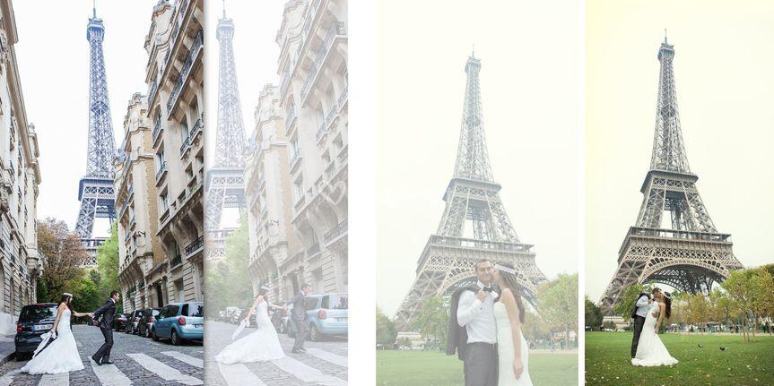 Torre  Eiffel  -Fotoymagen-