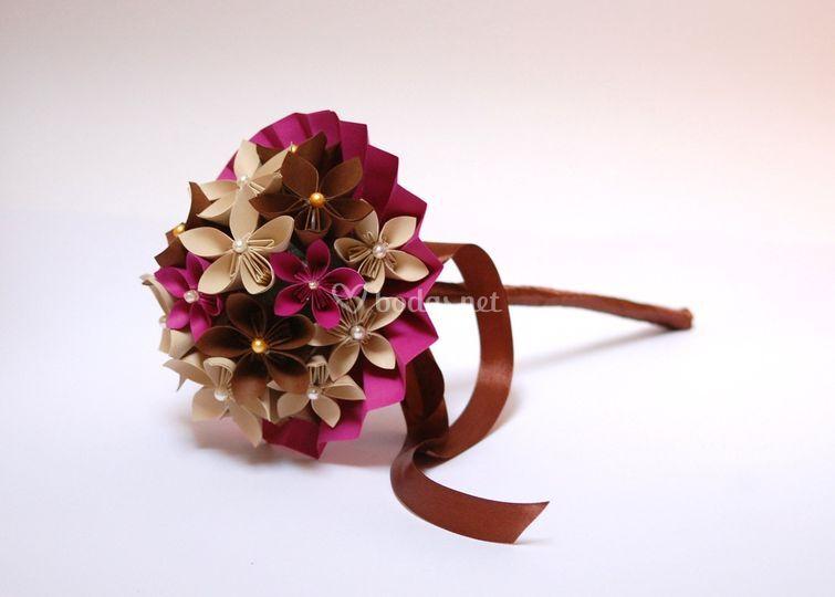 Ramo de Origami