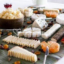 Bufet de quesos