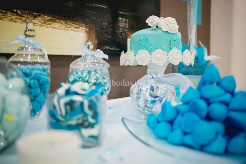 Mesa dulces