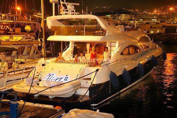 Bodas en barcos