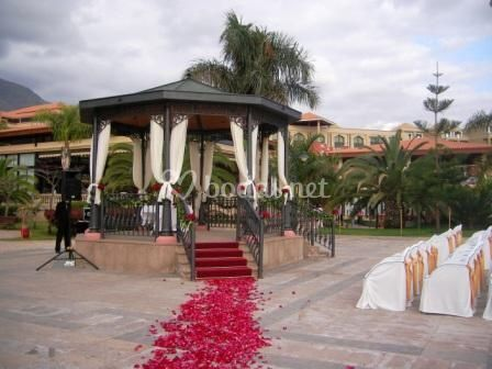 Locales para bodas