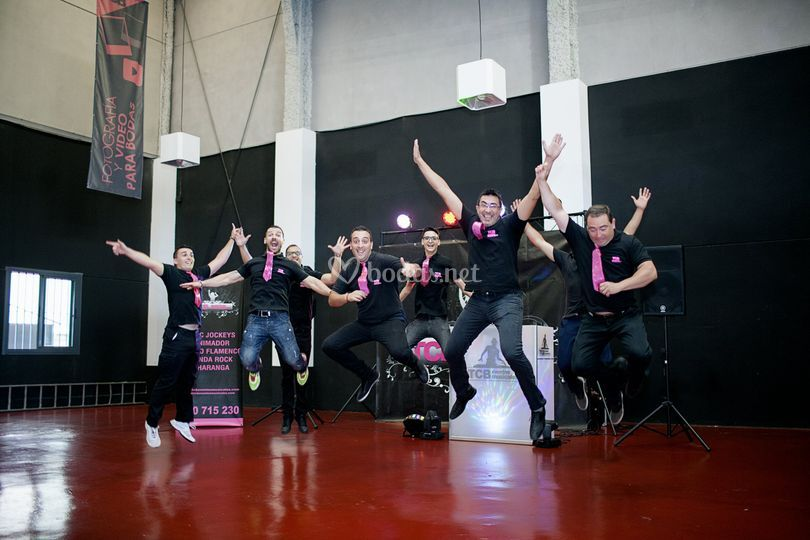 TCB Eventos Musicales
