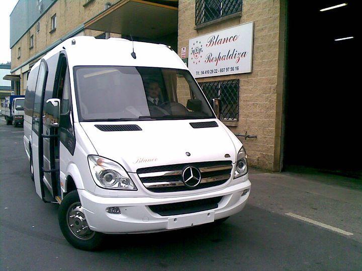 Autobuses para bodas