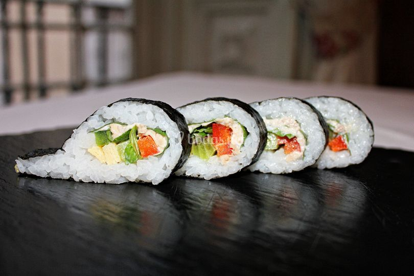 Taberna del alabardero - Sushi puerto santa maria ...