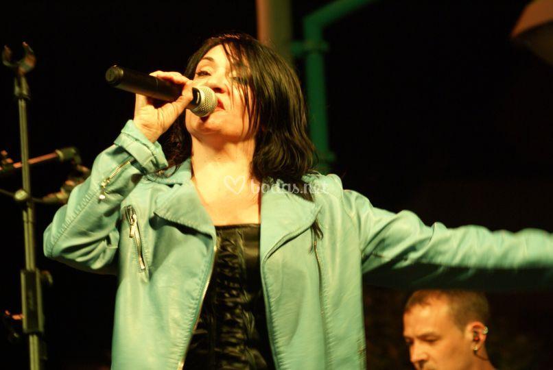 Nathalie, voz solista