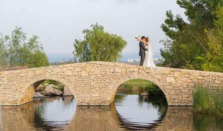 Fotos en puente