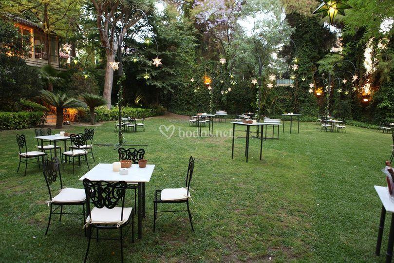 Jard n villa victorina de bodega gonzalez byass foto 2 for Bodegas de jardin chile