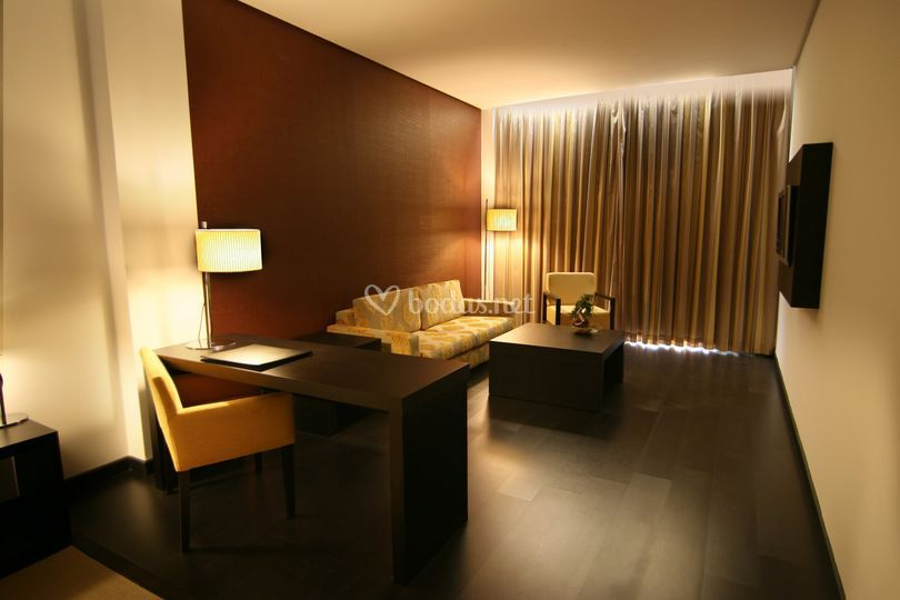 Salon Junior Suite