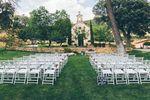 Capilla y celebración boda civil