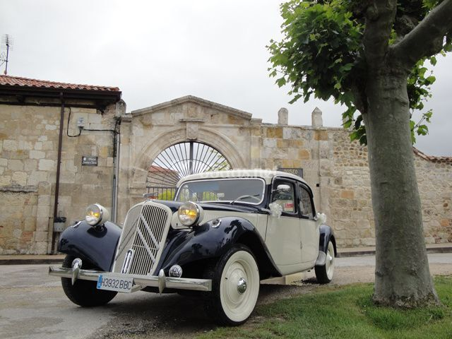 Citroën 11 Traction Avant 1947