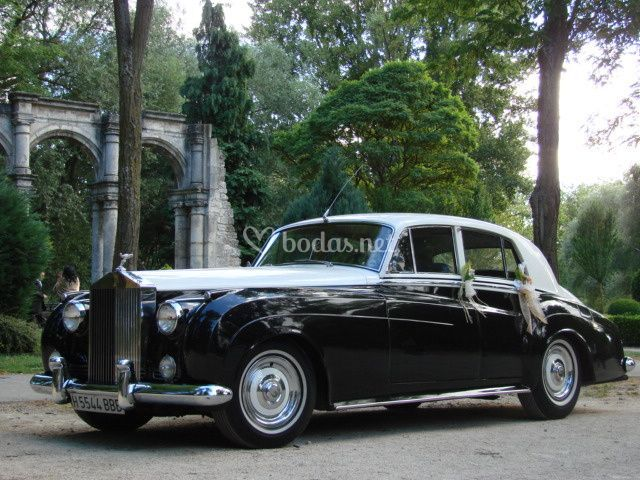 Rolls Royce Silve Cloud 1957