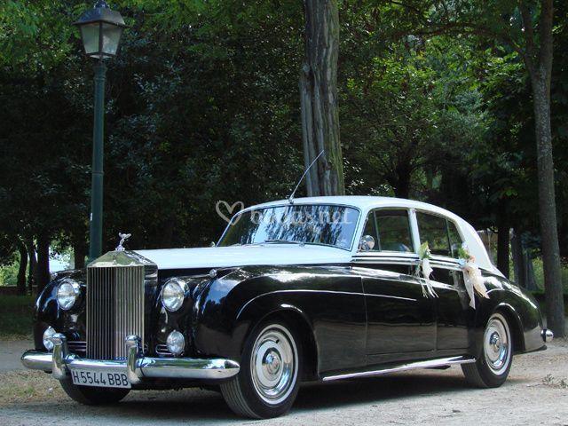Rolls Royce Silve Cloud 1957