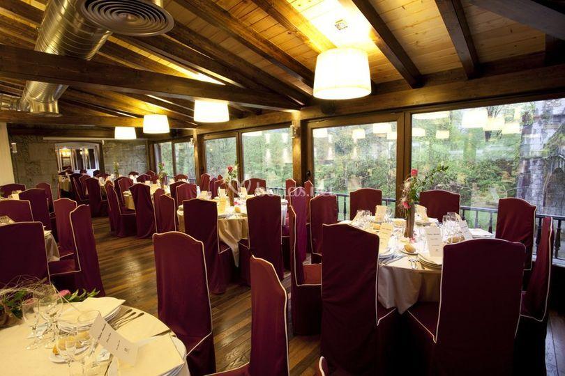 Restaurante Palacio de Anuncibai